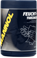 MANNOL 9945 Feuchttuecher / Освіжаючі серветки
