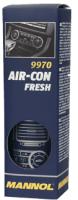 MANNOL Air-Con Fresh Disinfector / 9978 Дезинфектор кондиціонера 0,2л