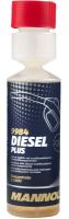 MANNOL Diesel Plus / Багатофункційний мегаконцетрат для дизельних д.в.з. 0,25л. 9984