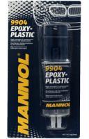 MANNOL Epoxi - Plast / Клей для пластмас 30г.