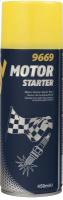 MANNOL Motor Starter/ Засіб для полегшення пуску двигуна 0,4л.