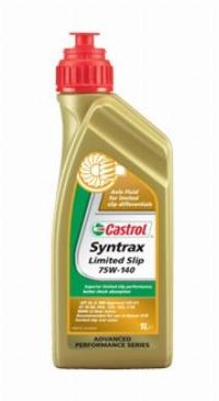 CASTROL Syntrax Limited Slip 75W140 1л