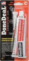 DD6726 термостійкий герметик червоний 85г.