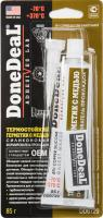 DD6729 термостійкий герметик мідний 85г.
