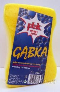 PLAK GABKA Автомобільна губка 19х13х8