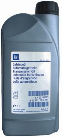 "1940771 Opel ""GM ATF"" 1л. Олива трансмісійна синтетична"