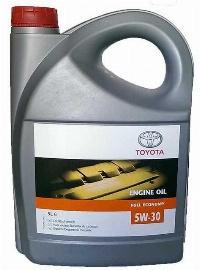 "08880-80845 Toyota "" Engine Oil 5w30""  5л Олива синтетична"