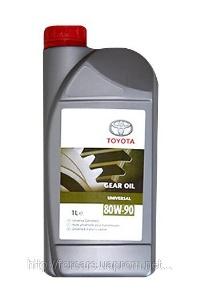 "0888580616 Toyota ""Gear Oil 80W90"" 1л. Олива трансмісійна"