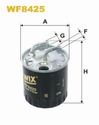 WIX Фільтр паливний WF 8425