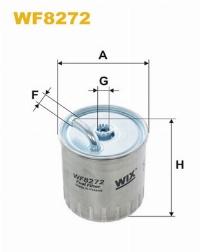 WIX Фільтр паливний WF 8272