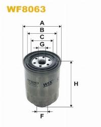WIX Фільтр паливний WF 8063