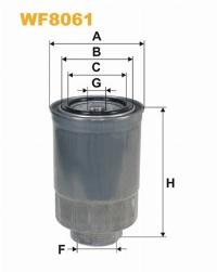 WIX Фільтр паливний WF 8061