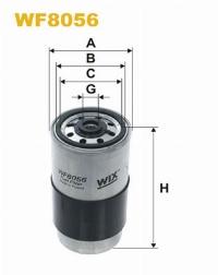 WIX Фільтр паливний WF 8056