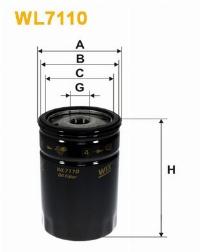 WIX Фільтр масляний WL 7110