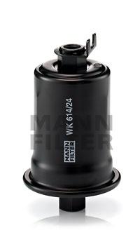MANN Фільтр паливний WK 614/24