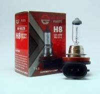 AG Автомобільна лампа  AG 40017S  Н8 12V 35W PGJ19-1 STD