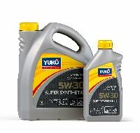 YUKO SUPER SYNTHETIC C3 5W-30 API SN/CF 4л