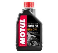 MOTUL  FORK OIL LIGHT FACTORY LINE SAE 5W(1L)/ 101130=105924