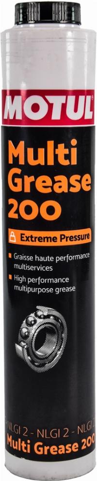 803714 MOTUL MULTI Grease 200 0,4кг
