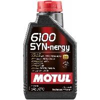 368311 MOTUL  6100 Syn-nergy 5W40 1л.