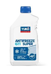 YUKO Antifreeze -40 Super G11синій 1кг