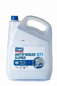 YUKO Antifreeze -40 Super G11синій 10кг каністра 10 кг