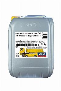 YUKO Antifreeze -40 Super G11 синій  20кг каністра 20кг