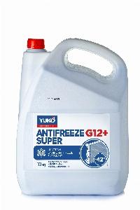 YUKO Antifreeze -40 Super G12+ червоний 10кг каністра 10кг