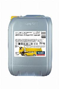 YUKO Antifreeze -40 Super G12+ червоний  20кг каністра 20кг