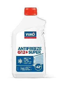 YUKO Antifreeze -40 Super G12+ червоний 1кг
