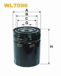 WIX Фільтр масляний WL 7096