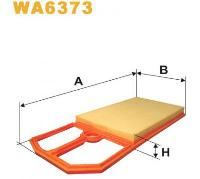 WIX Фільтр повітряний WA 6373