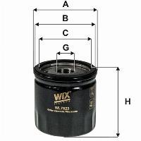 WIX Фільтр масляний WL 7523