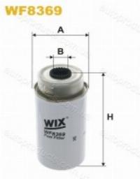 WIX Фільтр паливний WF 8369