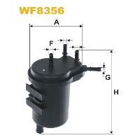 WIX Фільтр паливний WF 8356