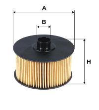 WIX Фільтр масляний WL 7506