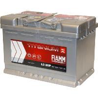 FIAMM TITANIUM PRO 6СТ-80Аз 730 А (L3 80P )